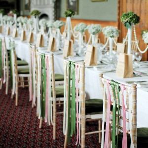 Chair ribbons - Not On The High Street