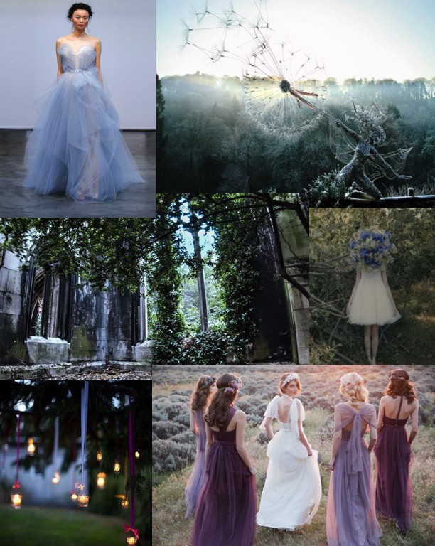 Ethereal Wedding Theme Ideas