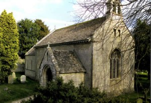 St Peter's Church, Southrop